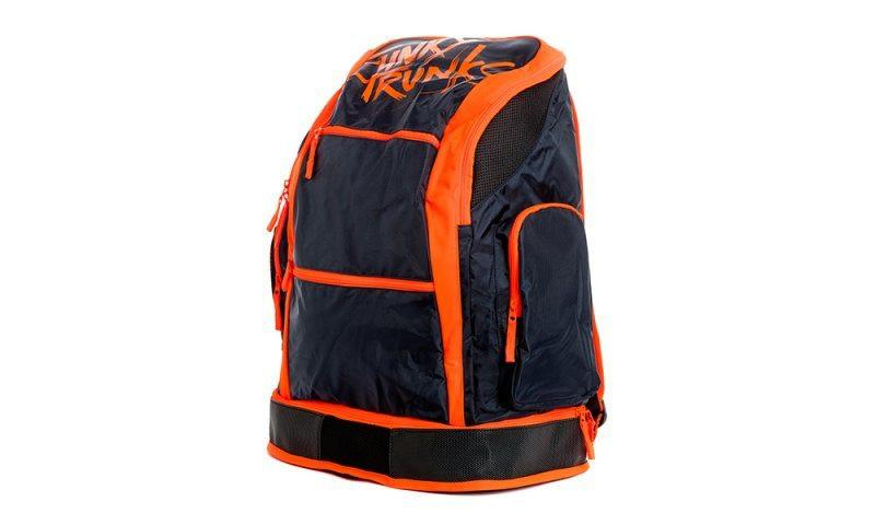 5 funky trunk svømmetaske orange