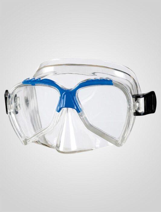 Ari Dykkermaske til børn 4-12 år - Blå