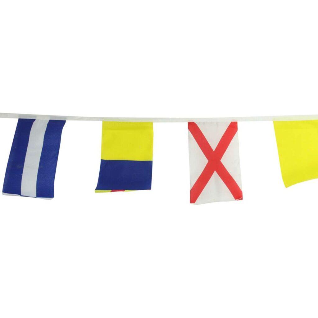 Signalflag til vandet