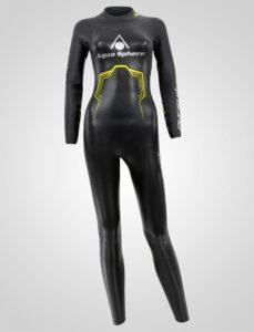 Aqua Sphere Pursuit triathlon våddragt til kvinder