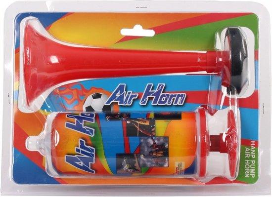 Air Horn tågehorn håndpumpe