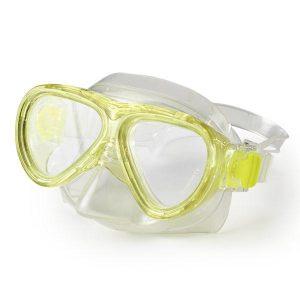 Dykkermaske med styke til børn