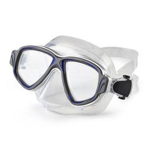 Dykkermaske med styrke