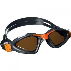 aqua sphere kayenne svømme briller til triatlon