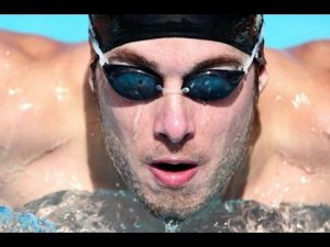 dykkerbrille med styrke person