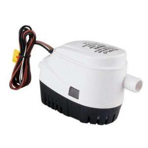elektrisk lænsepumpe til båd