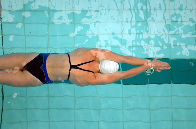 svømmerskulder svømme skade smerte skulder