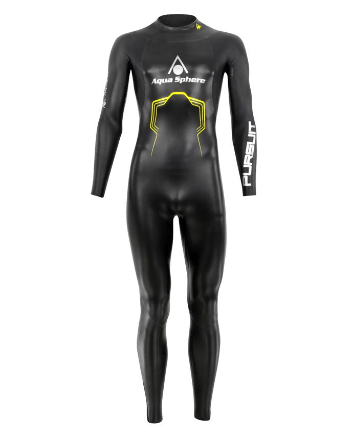 Aqua Sphere Pursuit Herre begynder våddragt til triathlon