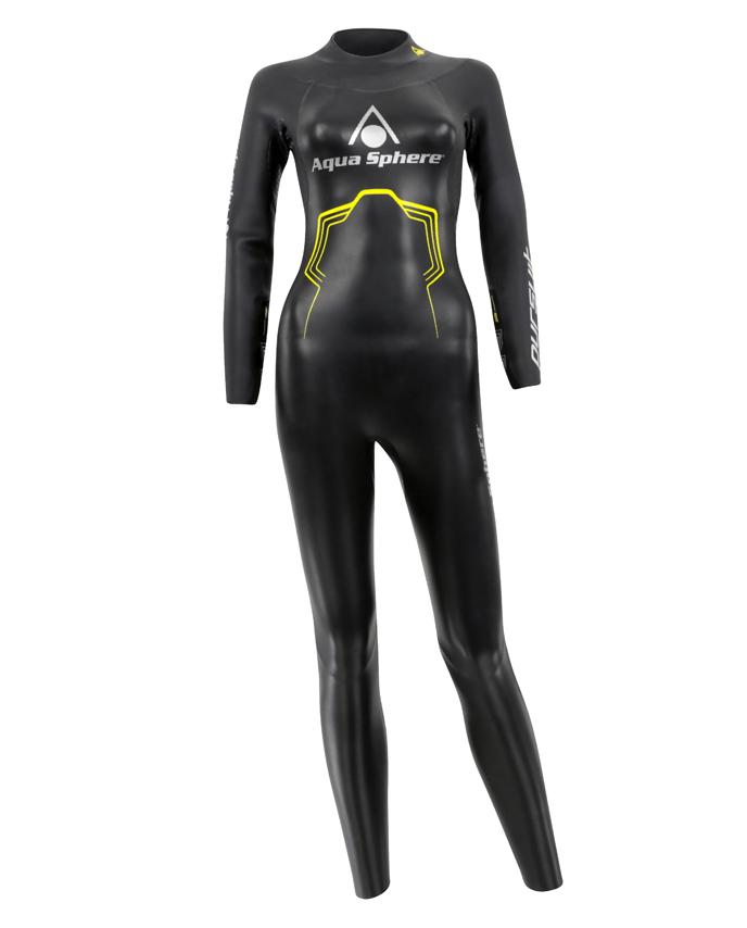 Aqua Sphere Pursuit Kvinde begynder våddragt til triathlon