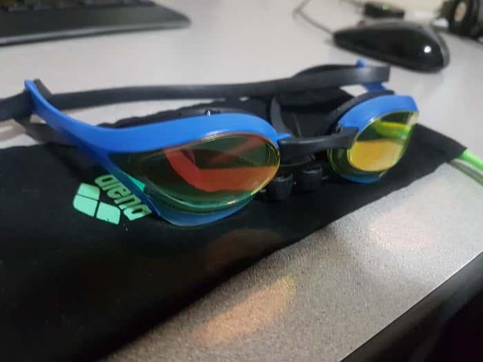 Arena Cobra Ultra Mirror svømmebriller