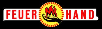 Feuerhand logo flagermuslygte