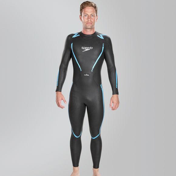 Speedo begynder våddragt Triathlon Full Suit 2017 herre bagside