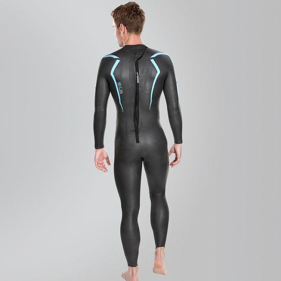 Speedo begynder våddragt Triathlon Full Suit 2017 herre bagside2