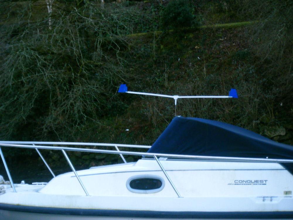 måge fri båd