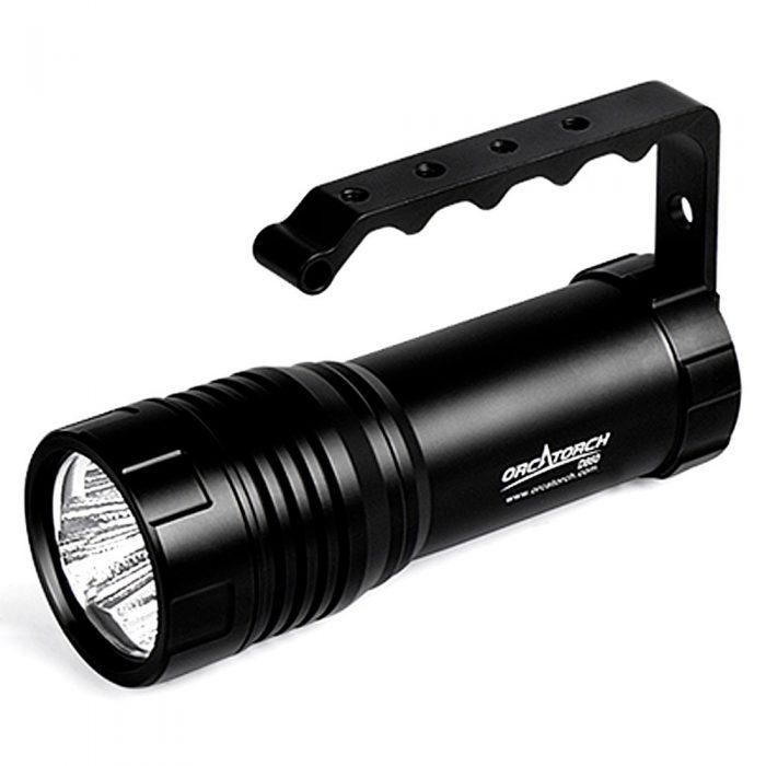 4200 lumen - OrcaTorch D860