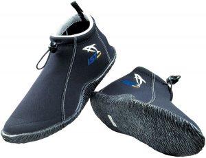 3855bdf793a Neopren sko & støvler: Her er de bedste dykkersko og dykkerstøvler i ...