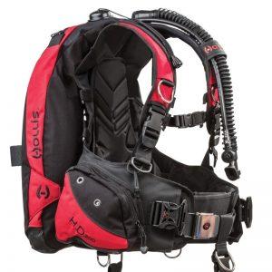 Hollis HD-200 BCD vest til dykning