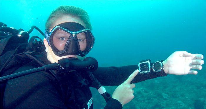 dykkercomputer og dykkerure bedst i test