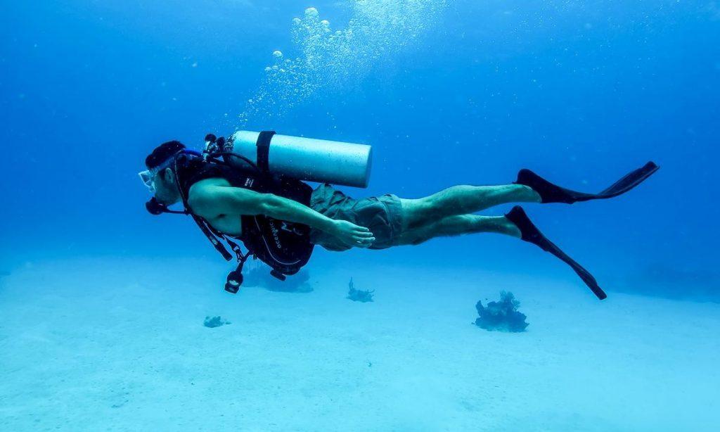 dykkersæt sommer