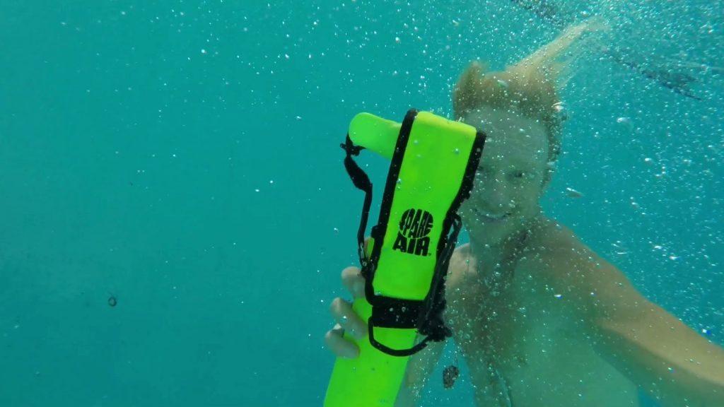ekstra dykkertank lille mini version