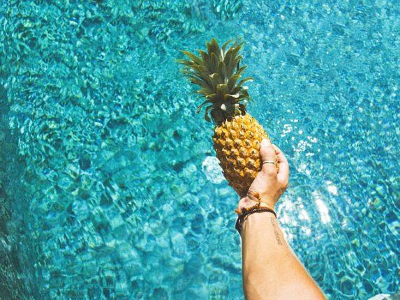 ernæring til for svømmere