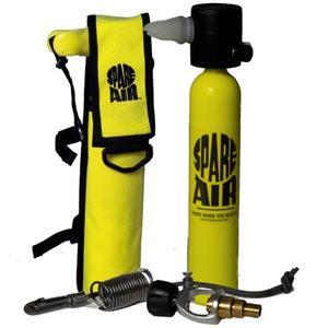 mini iltflaske til dykning