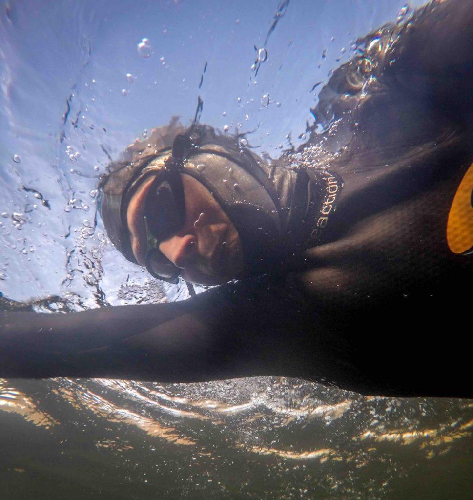 neopren hætte svømning