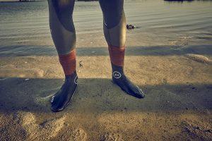 neopren sokker som havsømmeudstyr