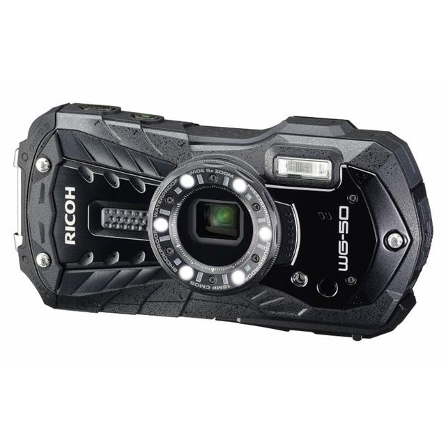 Ricoh WG-50 vandtæt kamera
