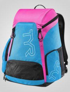 TYr alliance team rygsæk 30L lyseblå og lyserød
