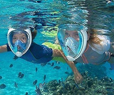 billig fullface snorkelmaske