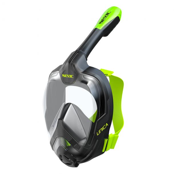 prisbevidst fullface snorkel maske