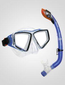 Aqua Sphere Lanai Pro Junior snorkel maske