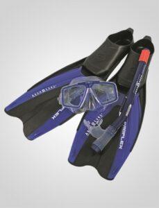 Aqua Sphere Proflex snorkel maske