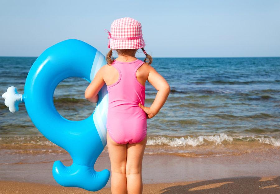 badesikkerhed for børn