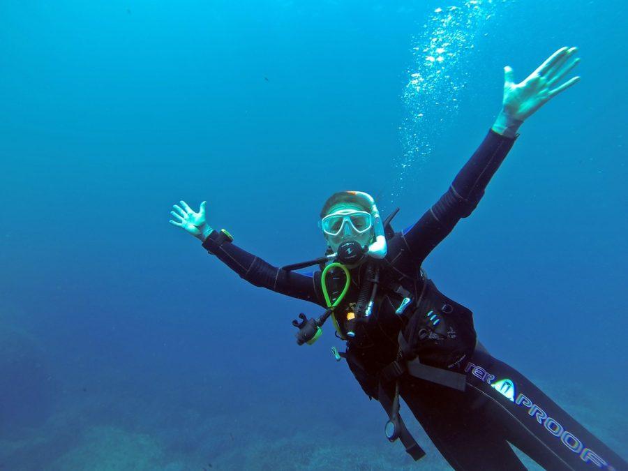 dykkerrejse dykkerferie