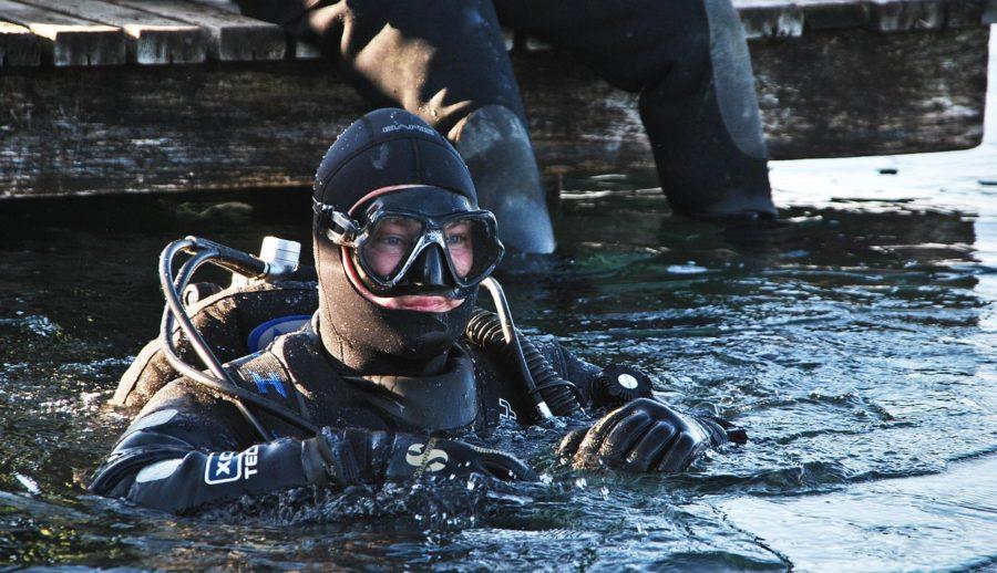 dykning i danmark