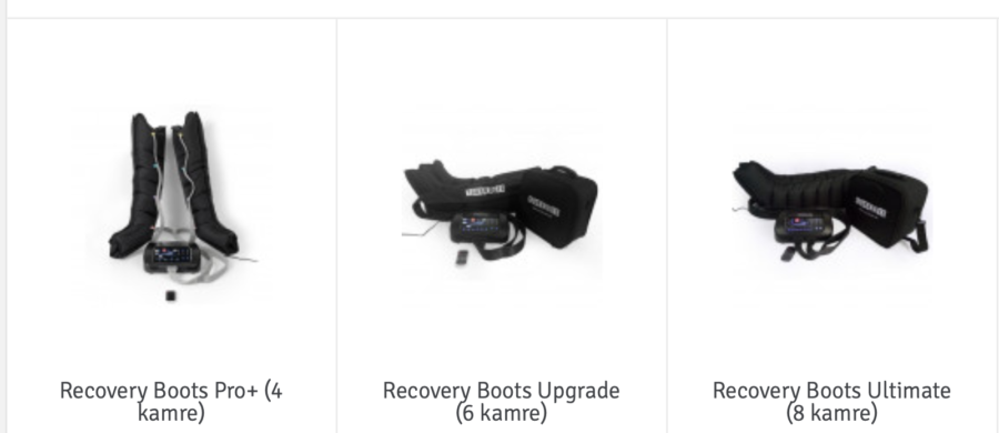 Recovery boots produktbillede