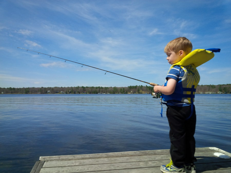 fiskestang guide