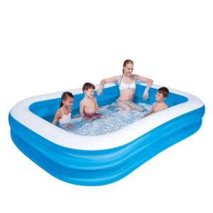 klorin i badebassin