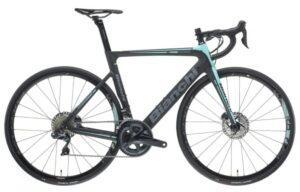 Bianchi Aria Aero Ultegra 2020 - Perfekt til cykling i det danske terræn