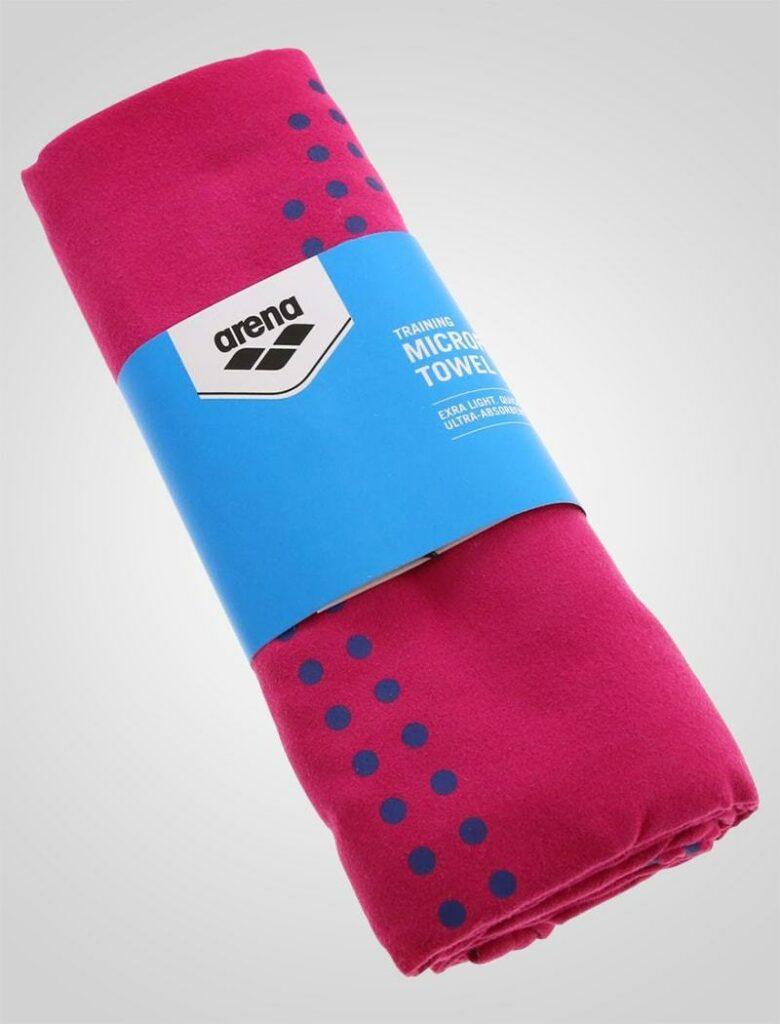 Bedste microfiber håndklæde