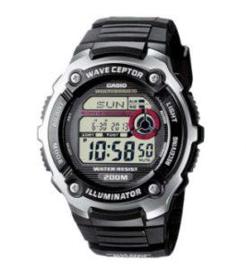 CASIO Waveceptor WV200E 1AVEF – et af de billigste dykkerure