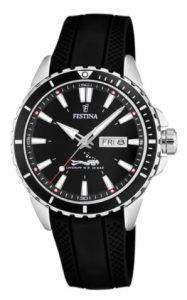 Festina Dykkerur F20378/1 – klassisk og stilrent design