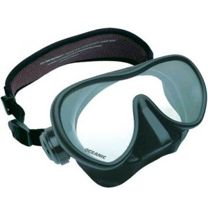 Oceanic Shadow dykkermaske