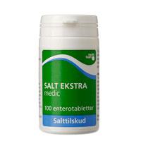 Saltbalance og salttabletter