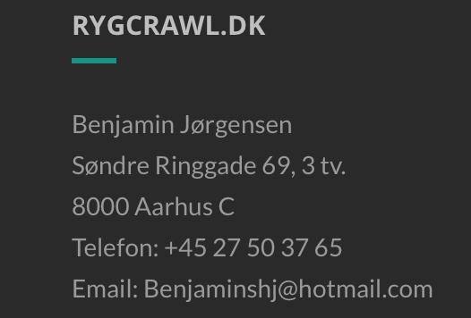 Rygcrawl.dk - Guides, anmeldelser og tests