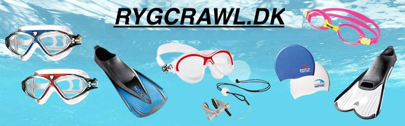 Vind svømmeudstyr - Rygcrawl.dk