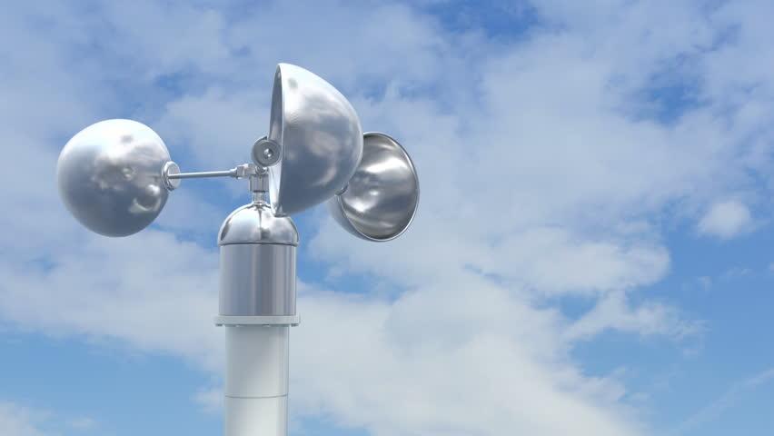 Vindmåler og vindviser