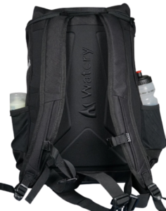 Watery Squad Backpack back